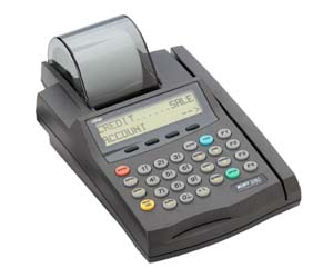 Nurit 2085 Credit Card Terminal