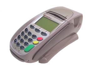Credit Card Machines: Ingenico i3070 Pin Pad
