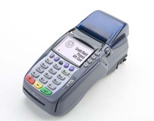 Verifone Vx570 Credit Card Processing Terminal